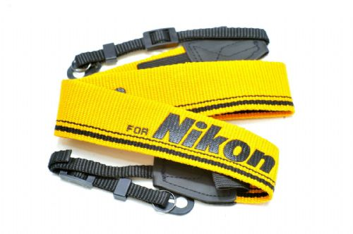 High Quality Retro Style DSLR Camera Neck / Shoulder Strap  for Nikon